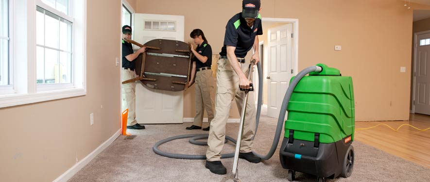 Evansville, IN residential restoration cleaning